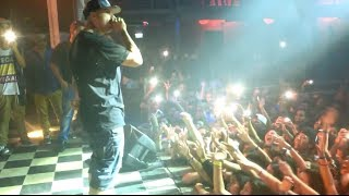 NICKY JAM @LIVE CLUB HAPPY ANTOFAGASTA 2014