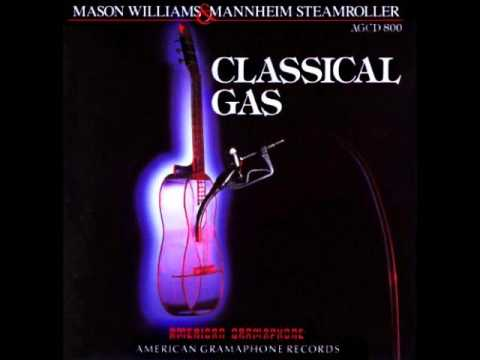 Classical Gas - Mannheim Steamroller Album Version High Quality