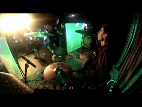 Drowning Atlantis - Anger Drum cam