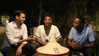 FEEDING STRANGERS ETHIOPIAN FOOD PART 2 |  ኢትዮጵያ በውስጤ.