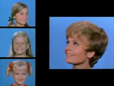The Brady Bunch Season One Intro with Season Two Theme Song
