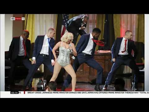 Lady Gaga apologises and removes an R. Kelly song (USA) - BBC News - 11th January 2019 Mp3