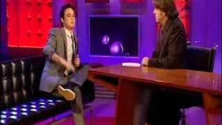 Gareth Gates on Jonathan Ross Part 1
