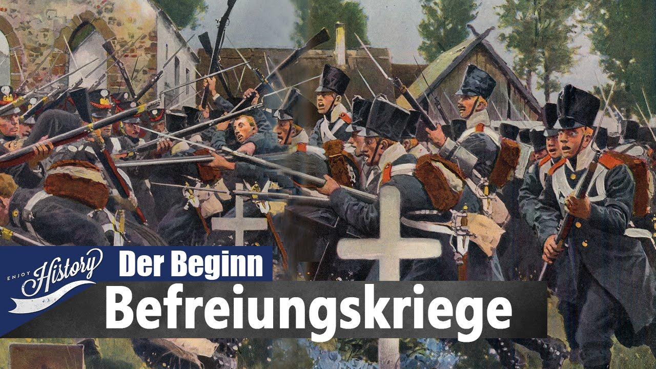Befreiungskriege gegen Napoleon - Der Beginn I ENJOY HISTORY