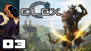 Let's Play Elex - PC Gameplay Part 3 - Meet, Greet & Eat