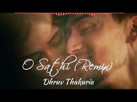 O Sathi Remix (Baghi 2) | Atif Aslam | Dhruv Thakuria | New Hindi Remix Track