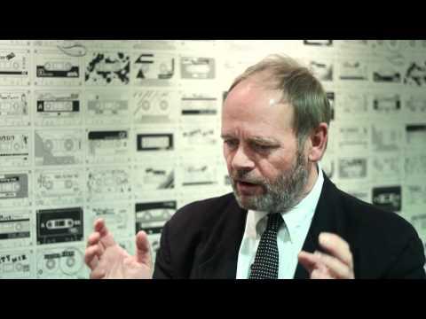 John Lloyd - Museum of Curiosity Interview