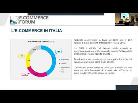 E-commerce e logistica, l'intervento del Presidente del FLC al Richmond Forum di Rimini