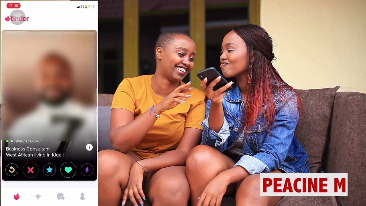 Download Peacine yishakiye umugabo kuri Tinder😍benshi bazi nk'urubuga rw'ubusambanyi| umuzungu| umu diaspora?