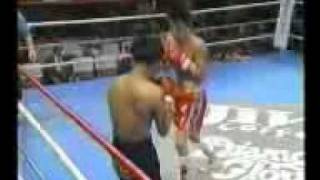 joel nice fight in JAPAN