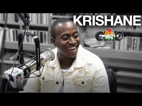 Krishane talks advice from dad Barrington Levy, writing for Rihanna & working w/ Patoranking