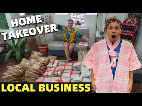 MY GIRLFRIEND'S COMPANY - Home Takeover Supporting Filipino Products (Local Business)