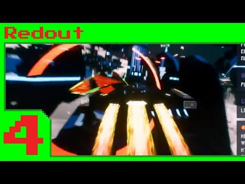 Let's Play Redout (4)[Chaos Core] - We can rent high rank cars? |