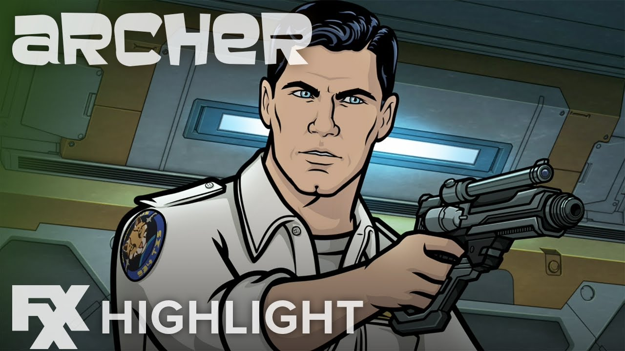 Download Archer | Season 10 Ep. 8: Archer's Hallucinations Highlight | FXX