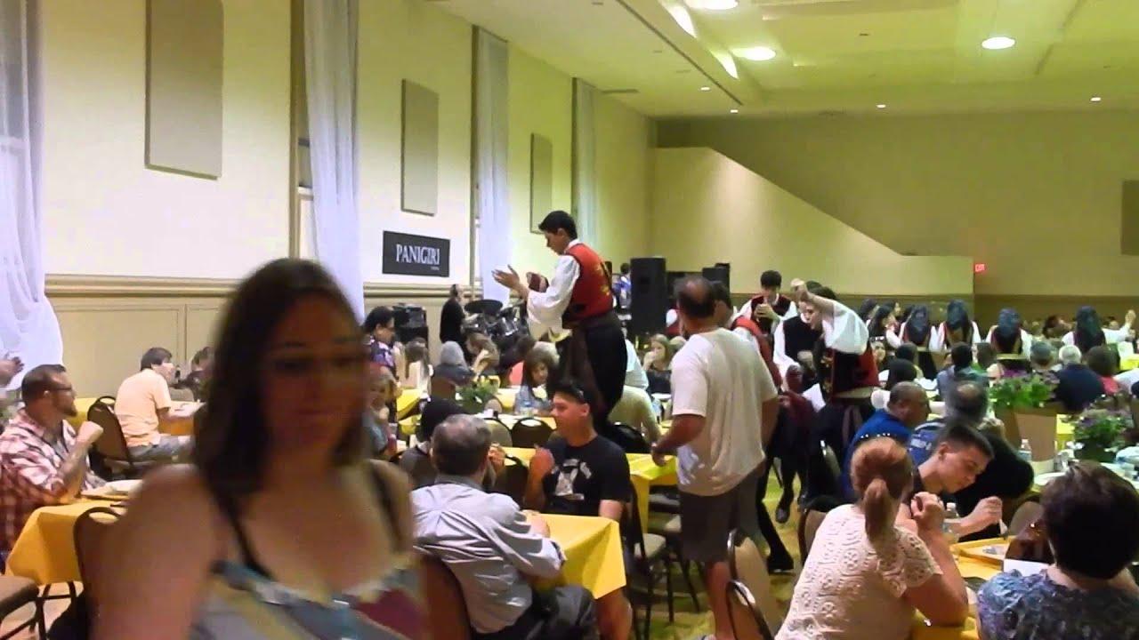 Holy Trinity Holy Cross Greek Food Festival