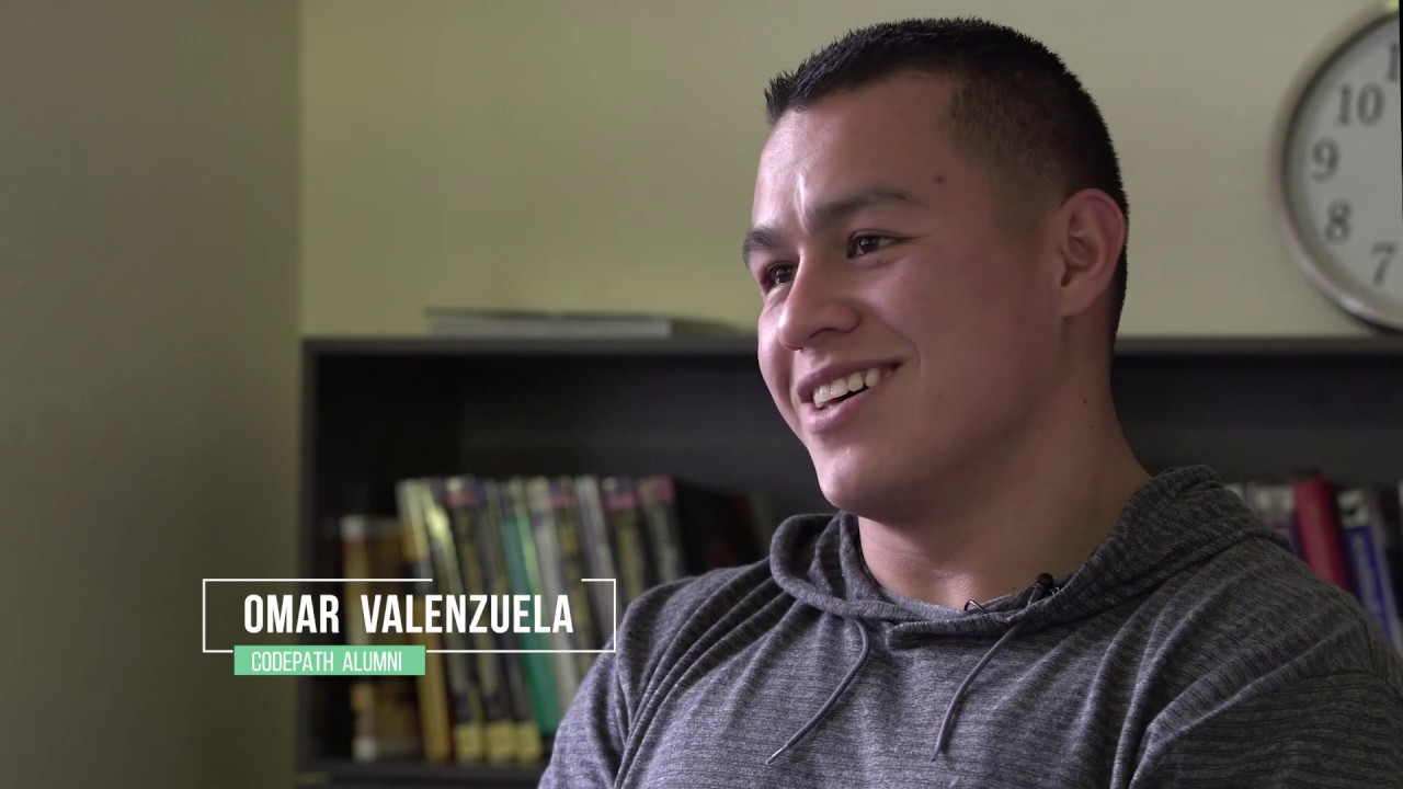 CodePath.org Student Spotlight: Omar Valenzuela