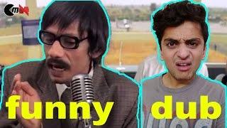 Dhamaal aeroplane scene funny dub - Vijay Raaz | Call me Nemo | Desi Vines
