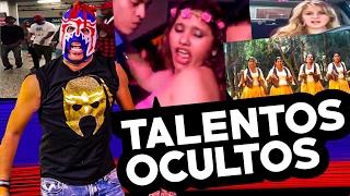 Videos de cantantes desperdiciado que son un talento impresionante