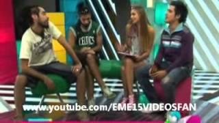 Macarena Achaga es Conductora MTV en Los 10 + Pedidos [Año 2010]