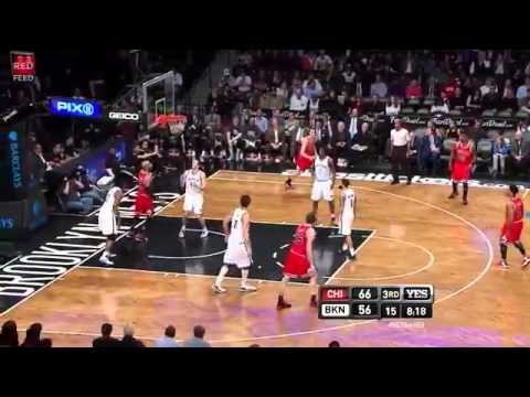 Chicago Bulls vs Brooklyn Nets   Full Game Highlights   April 13, 2015   NBA 2014 15 Season