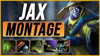 Jax Montage 4 - Best Jax Plays Season 8 - League of Legends