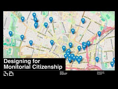 Designing for Monitorial Citizenship - April 26, 2017 - TICTeC 2017