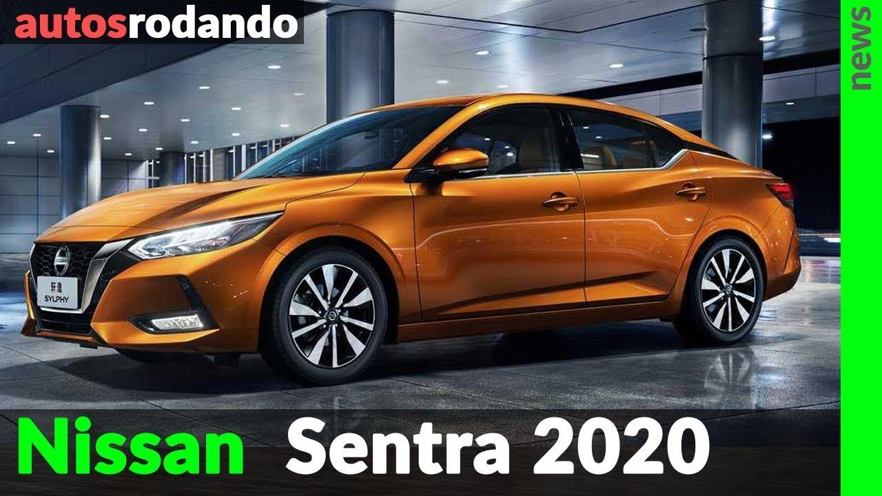 Nissan Sentra 2020 O Nissan Sylphy