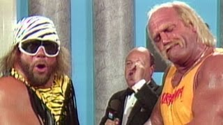 Hulk Hogan & Randy Savage join forces: Saturday Night's