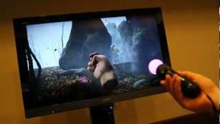 PlayStation Move-game Datura Little Preview [HD]
