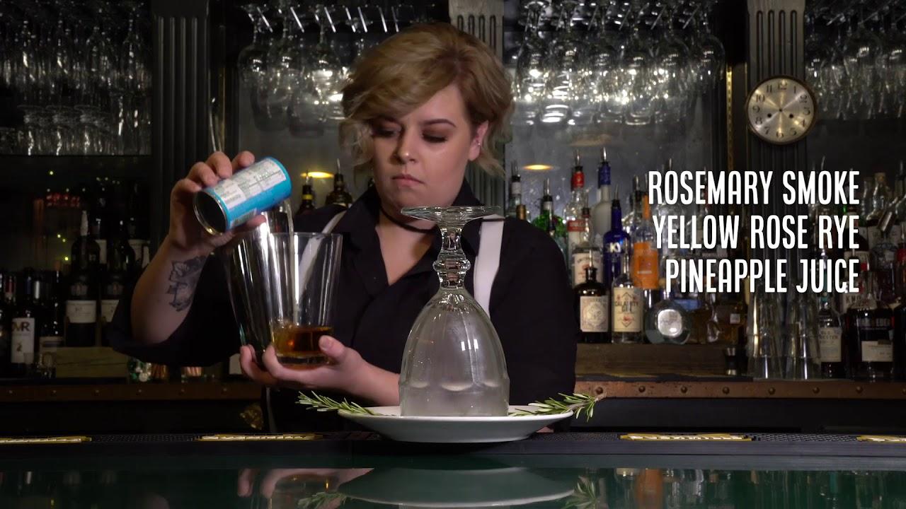 King Street Pub Yellow Rose Timelapse