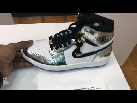 4fe70298021 Jordan 1 Pass the Torch in hand and most of the Nike/Jordan Art of Champion  Collection - YouTube
