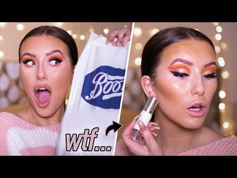 this SHOCKED me.. DRUGSTORE HAUL / FIRST IMPRESSIONS