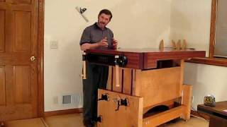 Why An Adjustable Height Workbench Is A Great Idea