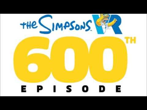 The 600 Episode Song S28E4 2016