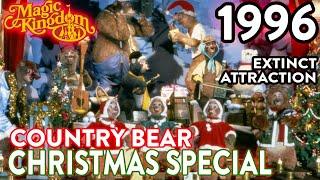 Country Bear Christmas Special - Magic Kingdom - Fl - December 2nd 1996