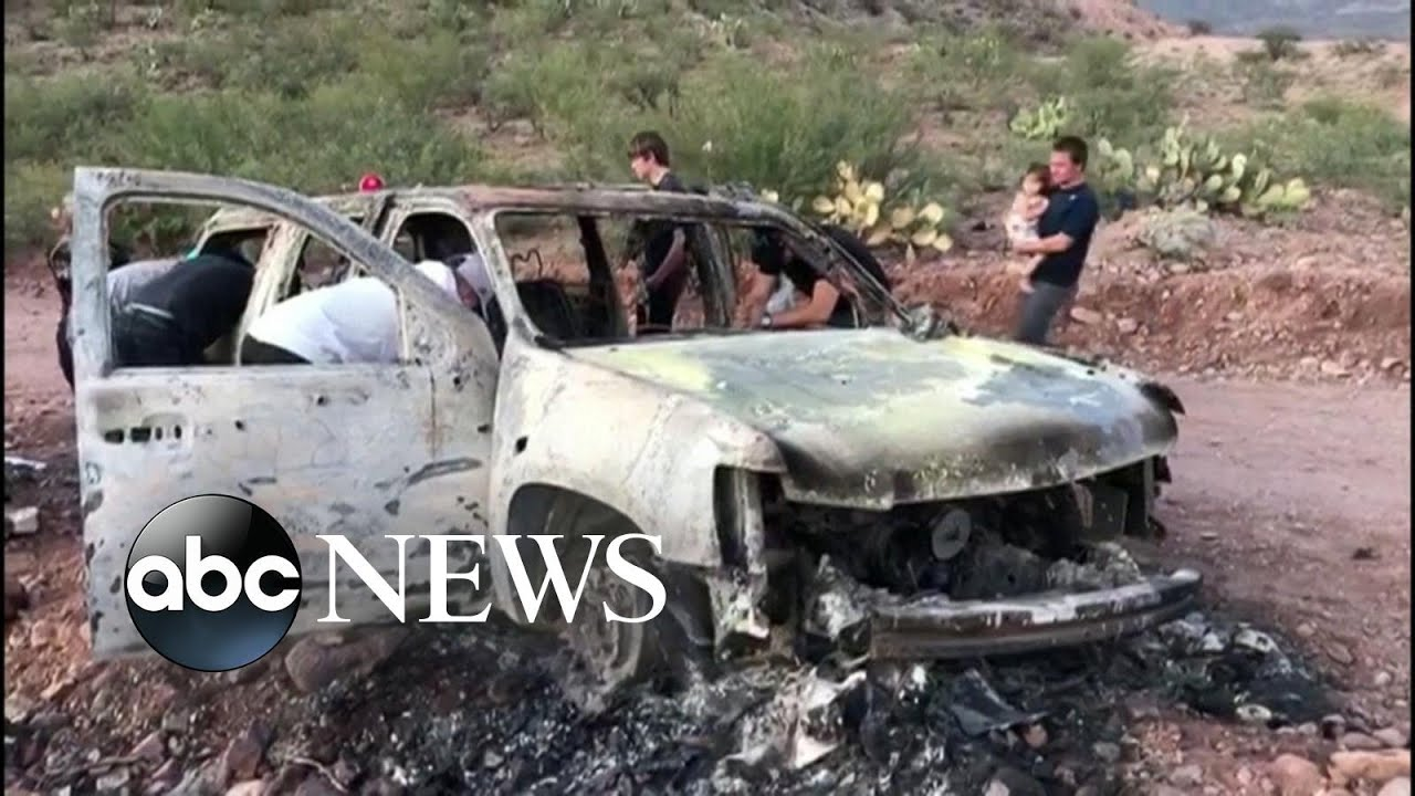 Download Arrest made after deadly ambush that killed US family in Mexico l ABC News