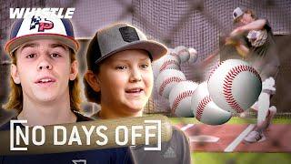 5 FUTURE Baseball All-Stars 💪 | No Days Off