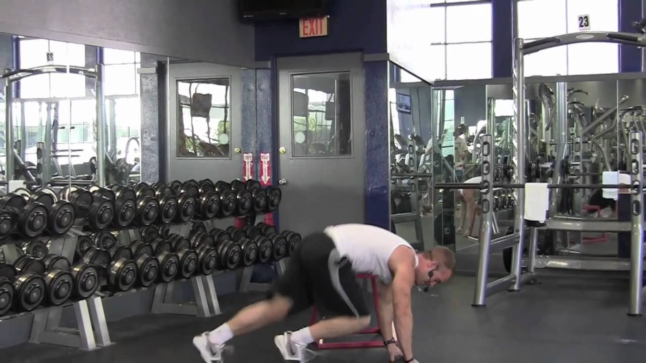 Circuit Training news: Plyometric Circuit Training