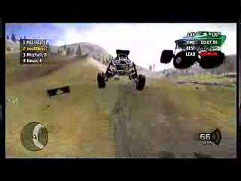 MX VS ATV Untamed Developer Trailer DS PS2 PS3 PSP 360 Wii