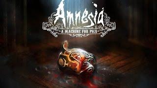 Amnesia: A Machine for Pigs концовка - хоррор на ночь со Склепом ч.2