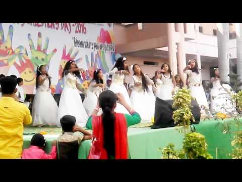 CHILDRENS DAY - 2016 - ST ANTHONYS HIGH SCHOOL SANGAREDDY
