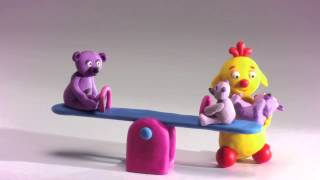 ClayPlay - Play Doh Stop Motion Animation - Seesaw Episode
