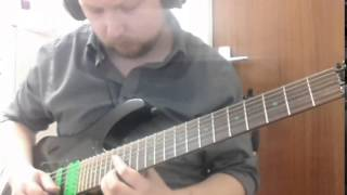 Steve Vai 'Weeping China Doll' FULL COVER, Craig Innes