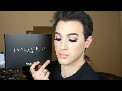 New Jaclyn Hill Morphe Palette - Tutorial & My Opinion | MannyMua thumbnail