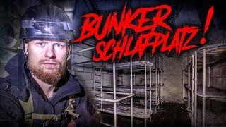 BUNKER SCHLAFPLATZ WK2 Bunker gefunden - LOST PLACES | Fritz Meinecke