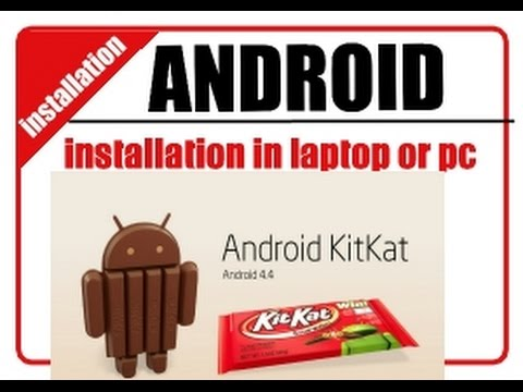 installateur android gratuit pour pc