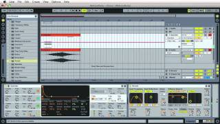 #10 Basic Drones with Operator :: Ableton Live