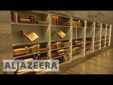 Qatar opens new state-of-the-art 'noisy' library