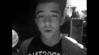 "Me Singing ""For the Love of a Daughter"" by Demi Lovato - cover by Brandon Evans"