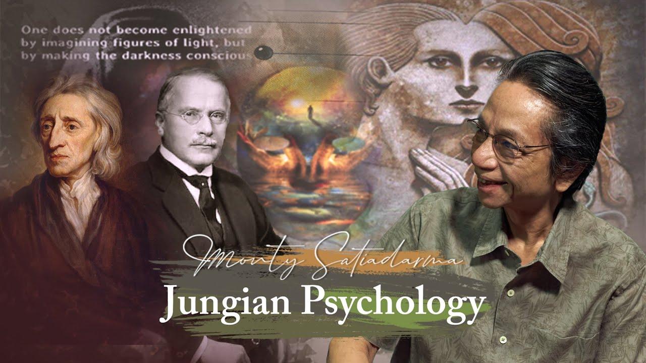 """Jungian Psychology"" Monty Satiadarma | S2 E1"